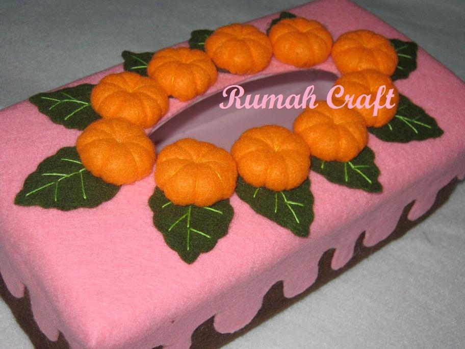 Kotak Tissue Bulat Variant Biscuit